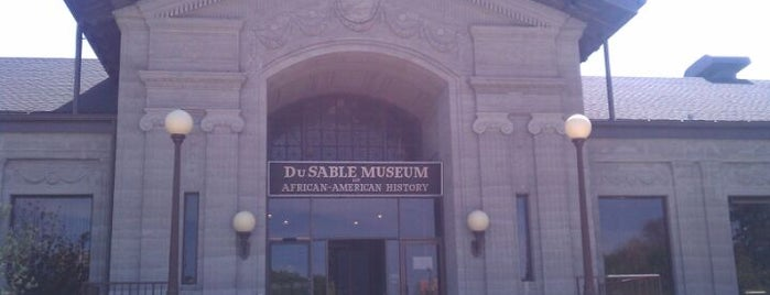 DuSable Museum Of African American History is one of 101 places to see in Chicago before you die.
