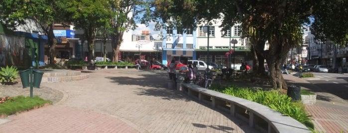 Praça Dr. Blumenau is one of blumenau.
