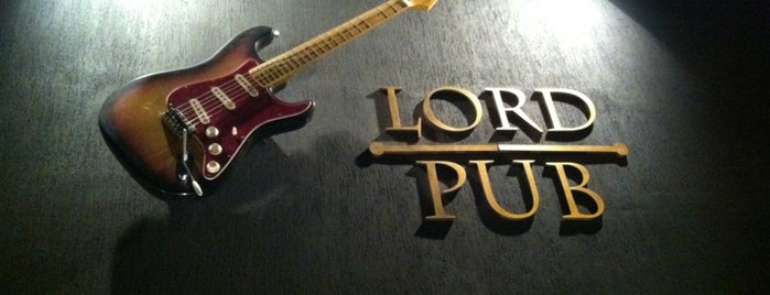 Lord Pub is one of drinks.