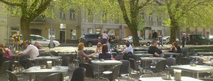 ŠMC kavinė is one of Vilnius & Lithuania Spots.