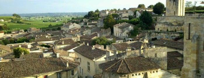 Saint-Émilion is one of Bienvenue en France !.