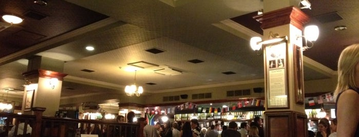 The Figure of Eight (Wetherspoon) is one of Posti che sono piaciuti a Marina.