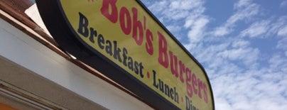 Bob's Burgers is one of Tempat yang Disukai Amy.