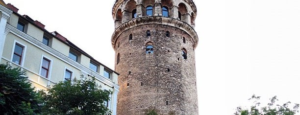 Menara Galata is one of Turkey Travel Guide.