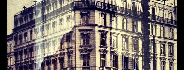Grand Hotel is one of Hotel History.