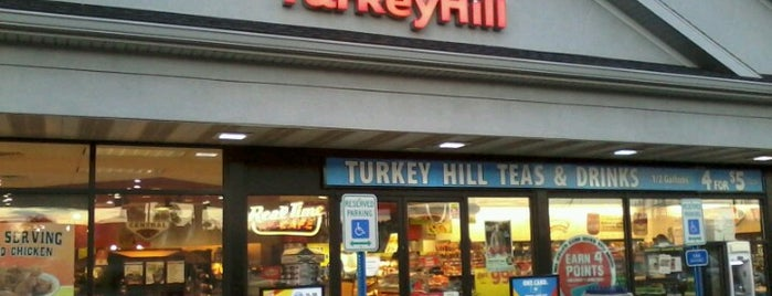 Turkey Hill Minit Markets is one of BJさんのお気に入りスポット.
