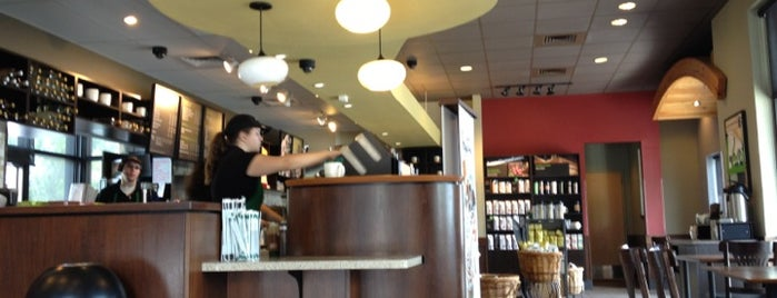 Starbucks is one of Lugares favoritos de Teresa.