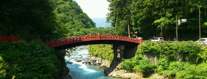 神橋 is one of Nikko.
