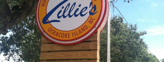 Zillie's Island Pantry is one of OBX.