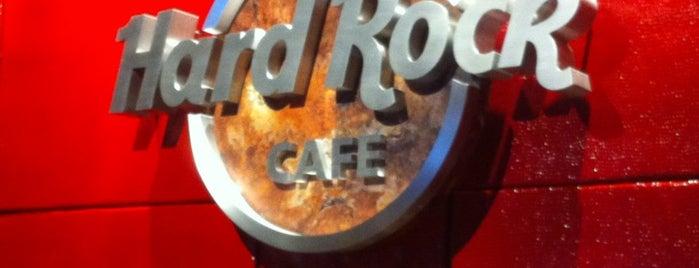Hard Rock Cafe Niagara Falls USA is one of Niagara Falls & NY visit - September 2016.