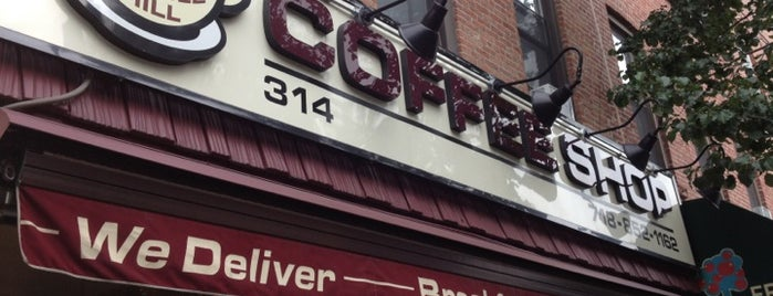 Cobble Hill Coffee Shop is one of NYC.