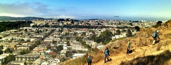 Tank Hill Park is one of Erin & Brenden's SF.