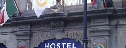 Hostal Catedral is one of La Zona..