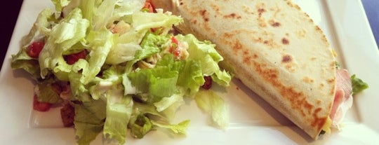 Piadina Tree is one of SP: Restaurantes.