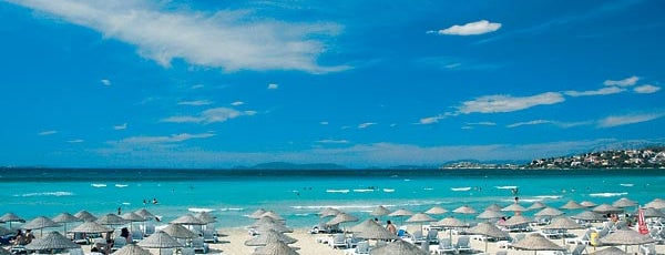 Çeşme is one of All time favorites in turkey.