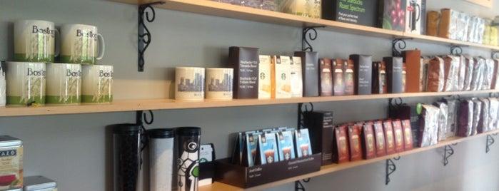 Starbucks is one of Meghan : понравившиеся места.