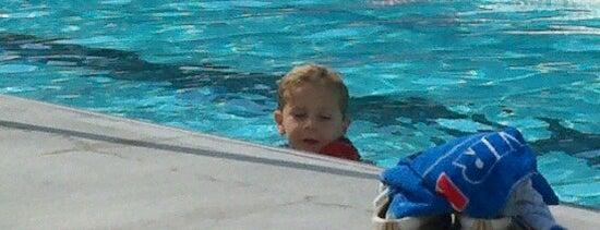 Hiwassee Valley Pool & Fitness Center is one of Tempat yang Disukai Greg.