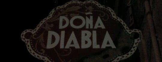 Doña Diabla is one of antros y bares.