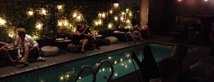 La Piscine at Hôtel Americano is one of Check it Out.