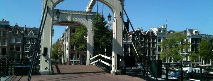 Magere Brug (Brug 242) is one of Amsterdam.
