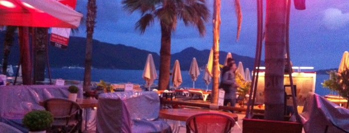 Vamos Beach is one of Marmaris.