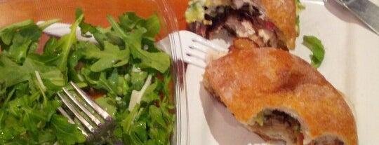 'Wichcraft is one of Flatiron Lunch.