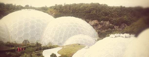 The Look Out - Eden Project is one of S'ın Beğendiği Mekanlar.