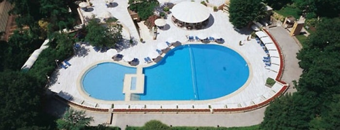 Hilton Istanbul Bosphorus is one of Best Beaches and Pools in Istanbul.