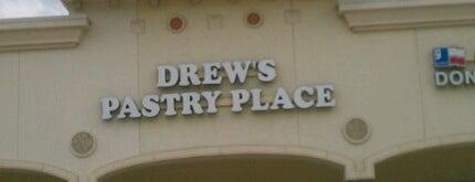 Drew's Pastry Place is one of Gespeicherte Orte von Heath.