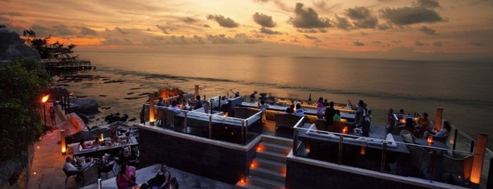 Rock Bar is one of Les plus beaux rooftops !.