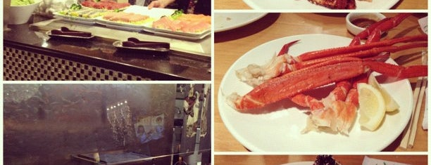 Kome Seafood & Grill Buffet is one of Food to try.