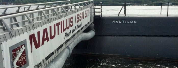 USS Nautilus - SSN 571 is one of Places to Visit.