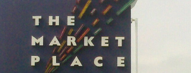 The Market Place is one of California OC.
