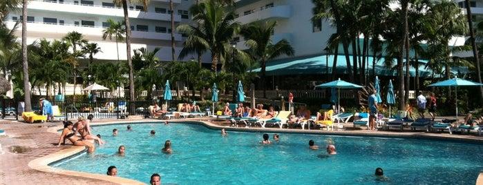 RIU Florida Beach Hotel is one of Miami.