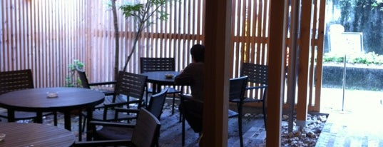 土佐茶カフェ is one of Shigeoさんの保存済みスポット.