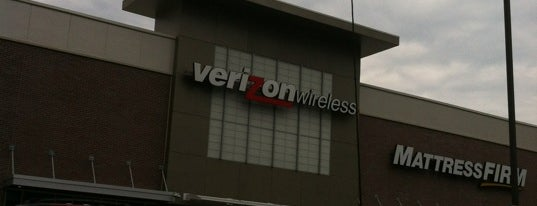 Verizon Wireless is one of Lugares guardados de @TimekaWilliams.