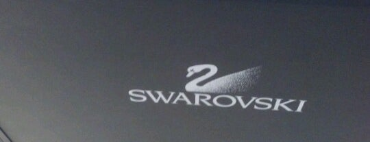 Swarovski is one of Locais curtidos por Katia.
