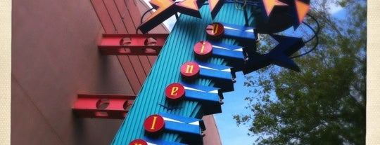 Sci-Fi Dine-In Theater is one of Walt Disney World.