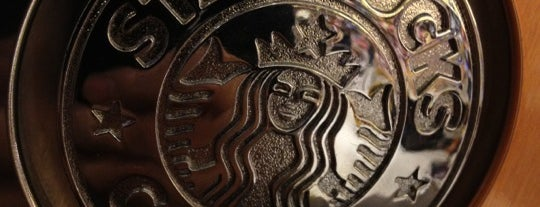 Starbucks is one of Lieux sauvegardés par Carlos.
