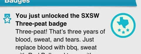 Austin Bergstrom International Airport (AUS) is one of Things to SeeMail @ SXSW.