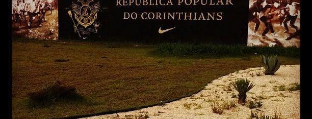CT Joaquim Grava - Corinthians is one of Vale uma Foto.