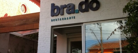 Bra.do is one of Restaurantes SP.