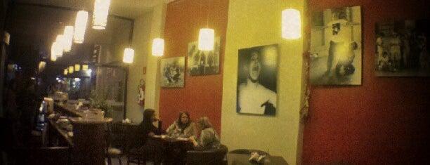 Estação Caneca Cafeteria is one of Padocas/cafeterias.