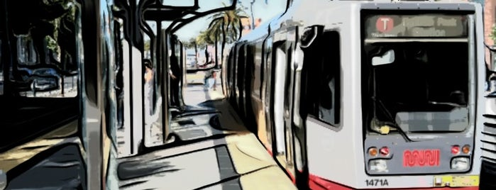 MUNI Metro Stations