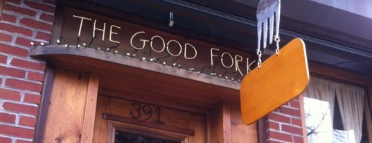 The Good Fork is one of Brunch spots.