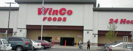 WinCo Foods is one of Lieux qui ont plu à Brent.