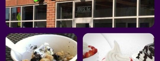 My Yo My Frozen Yogurt Shop is one of Lindseyさんの保存済みスポット.