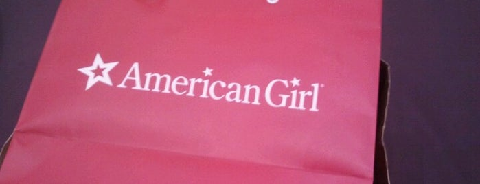 American Girl Boutique & Bistro is one of A Collection of MN.
