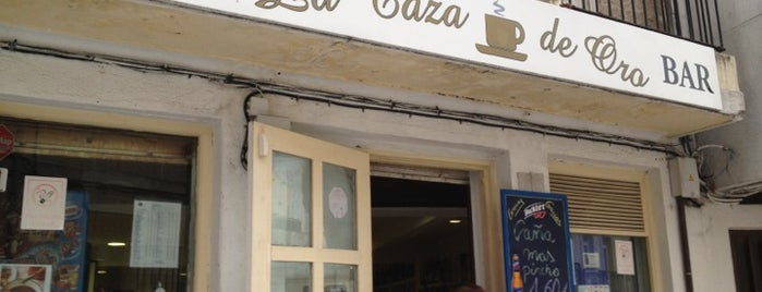 La Taza De Oro is one of VII Concurso de Tapas de Vigo.