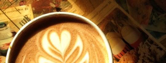 Café Grumpy is one of New York.
